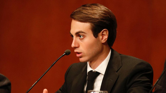 Franco Caselli pasó de ser Consejero Delegado a presidente del Burgos...