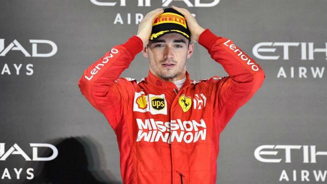 """Leclerc: """"No imaginaba que superaría a Vettel el primer año"""""""