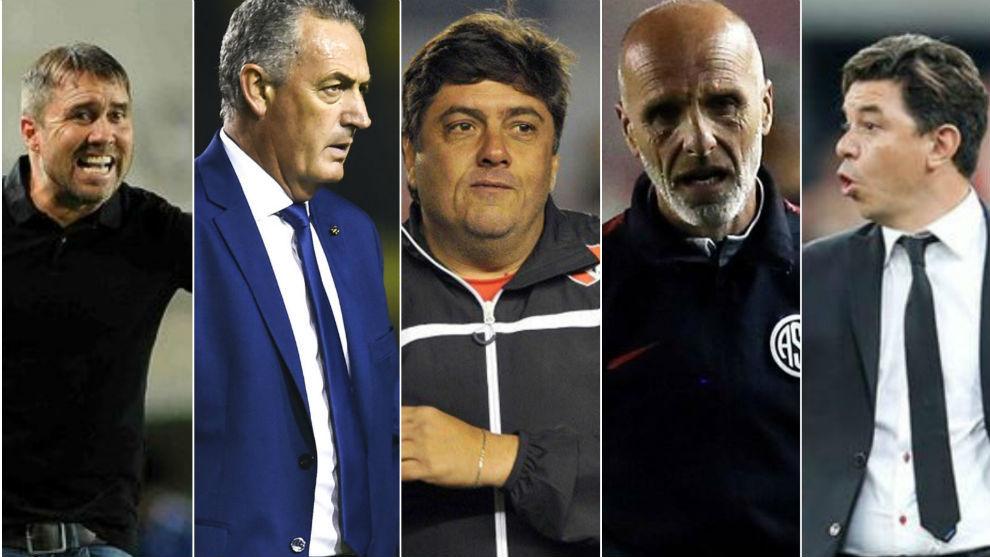Coudet no seguirá, Alfaro tiene chances, Berón y Monarriz se irían,...