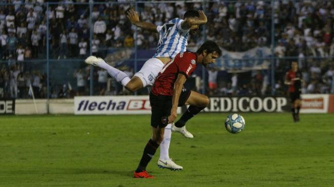 Empate en Tucumán entre Atlético y Newll's