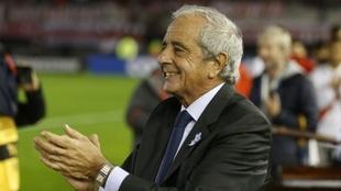 Rodolfo D'Onofrio felicita y apoya a Alberto Fernández