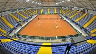 Sede confirmada para la serie de Copa Davis entre Argentina y Colombia