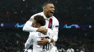París-Saint Germain aplastó al Galatasaray