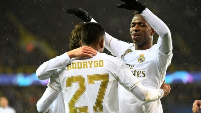 La unidad B del Real Madrid salva el trámite con nota