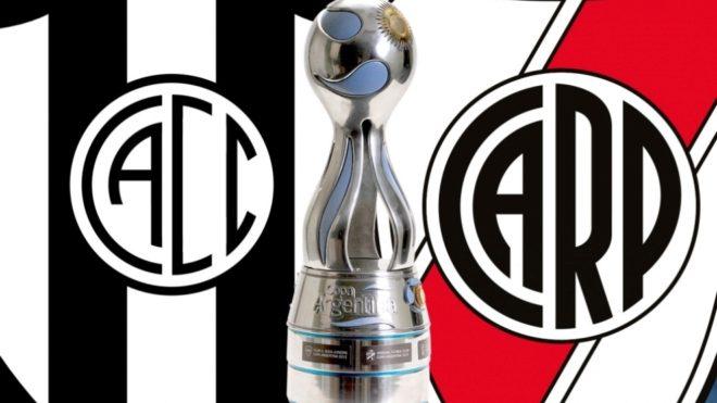 River Plate vs Central Córdoba Horario y dónde ver en TV online