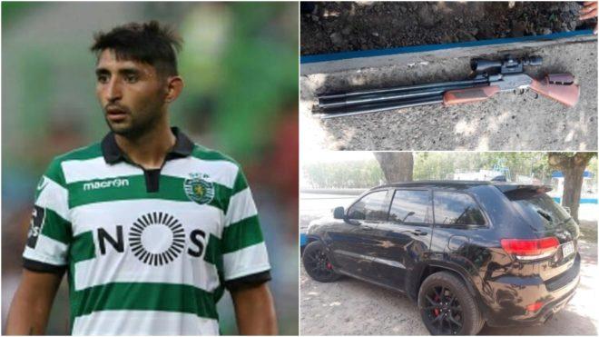 Detuvieron al futbolista Alan Ruiz | Superliga