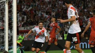 Álvarez ya definió tras la brutal asistencia de Nacho.