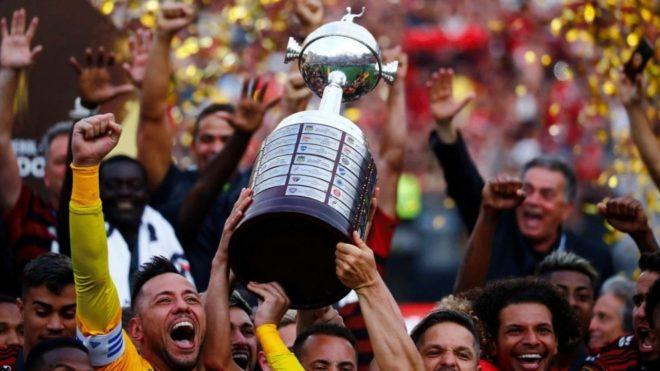 Todos los clubes clasificados a la Copa Libertadores 2020