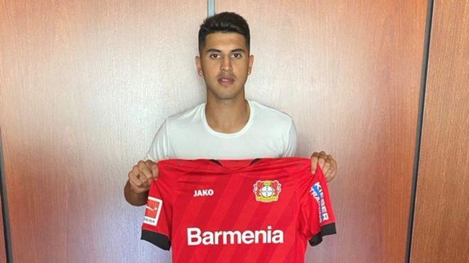 Bayer Leverkusen oficializa el fichaje de Exequiel Palacios