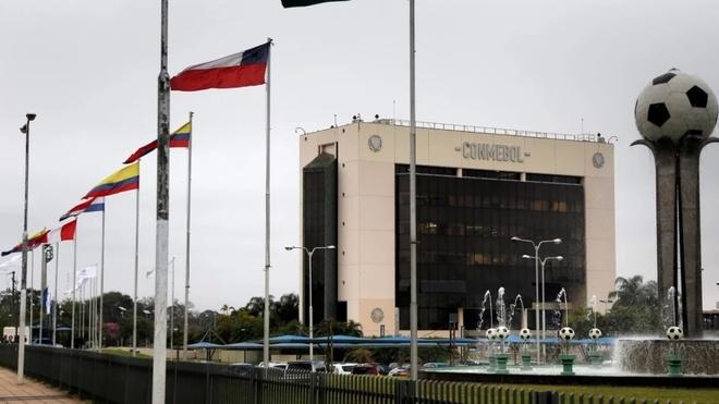 Los bolilleros del sorteo de la Copa Libertadores 2020