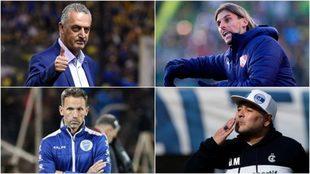 Un entrenador por jornada, la inestabilidad del fútbol argentino