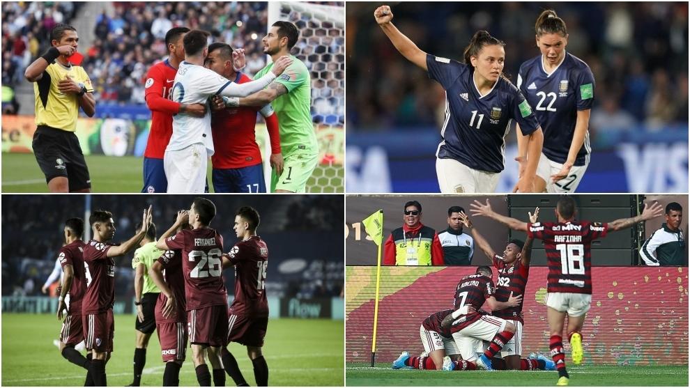 Los partidos de fútbol más memorables del 2019 en Argentina