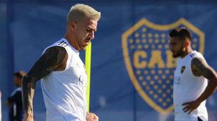 Julio Buffarini podría irse de Boca