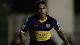 Beckham viene con una oferta millonaria por Agustín Almendra