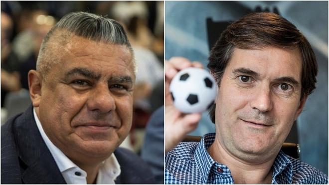 AFA vs Superliga, la guerra del fútbol argentino que recién comienza