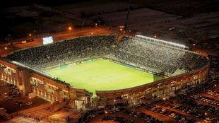 Todos los partidos se jugarán en el estadio Bicentenario.