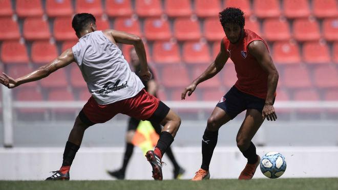 Independiente calienta motores para el debut