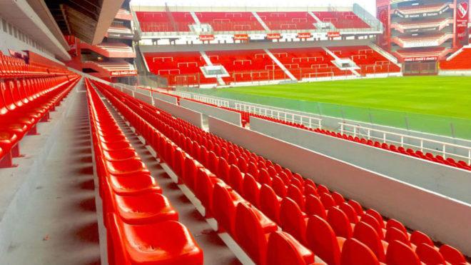 El Libertadores de América.