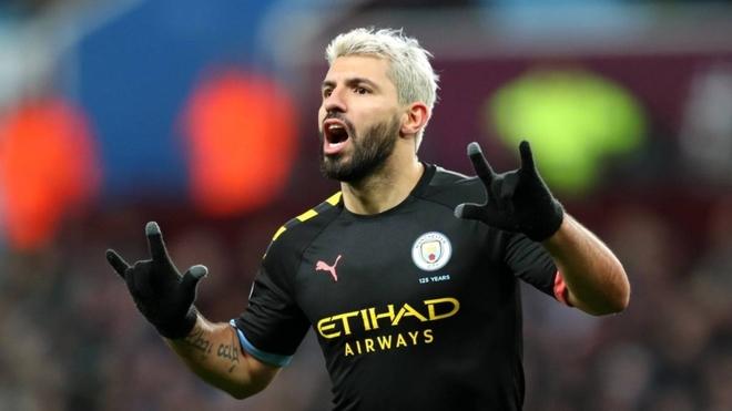 La sorprendente decisión del Manchester City con el futuro del Kun...