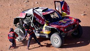 Un Dakar en tres días y seis minutos de diferencia
