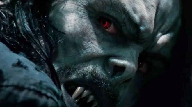 Jared Leto presenta el primer tráiler de 'Morbius'