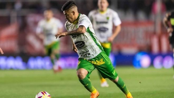 San Lorenzo apunta a Nicolás Fernández