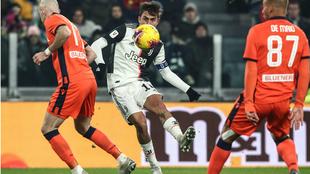 De la mano de Dybala, Juventus aplasta a Udinese y avanza en Copa...