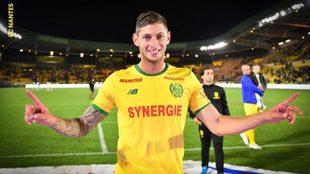 ¿Cómo será el homenaje del Nantes a Emiliano Sala?