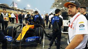 Fernando Alonso y su vuelta a la Fórmula 1.