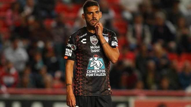 Franco Jara llegará a la MLS de Estados Unidos en junio