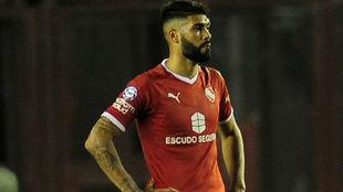 Alexander Barboza llegó en 2019 al Rojo.