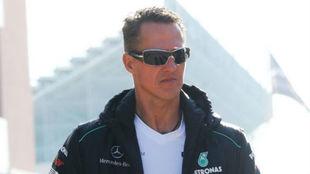 La mujer de Schumacher denuncia unas fotos robadas del piloto postrado...