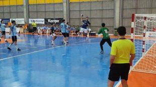 Los Gladiadores sigue a paso firme y vencen a Uruguay en el Premundial