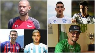 La Superliga Argentina tuvo varios fichajes interesantes