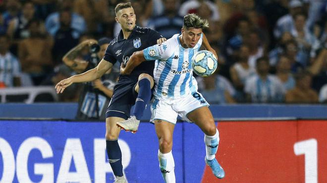 Racing y Atlético se reparten puntos en Avellaneda