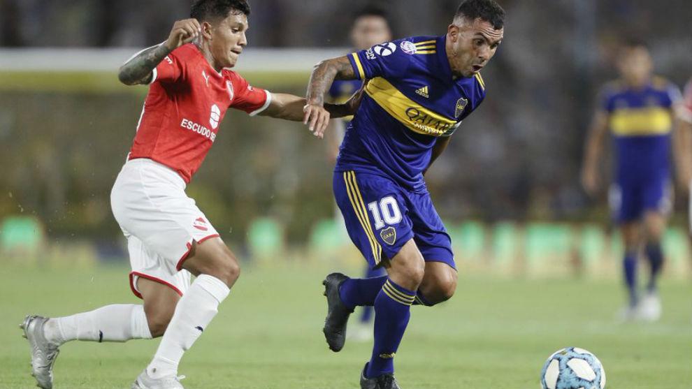 Boca Juniors vs Independiente, en vivo minuto a minuto por la Superliga
