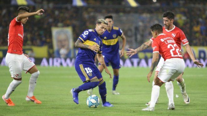 Mauro Zárate, lesión y preocupación en Boca