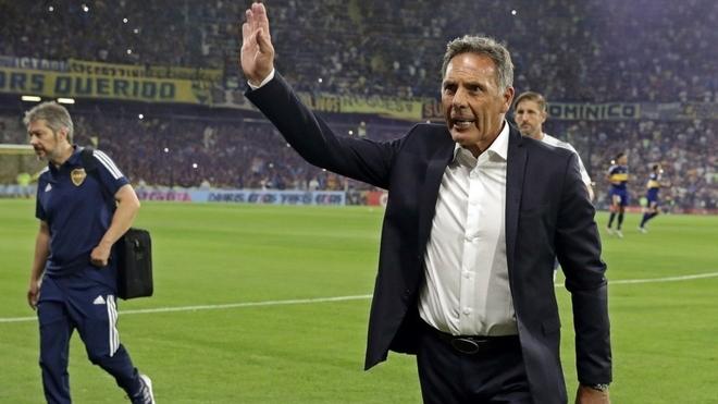 Miguel Ángel Russo volvió oficialmente a Boca