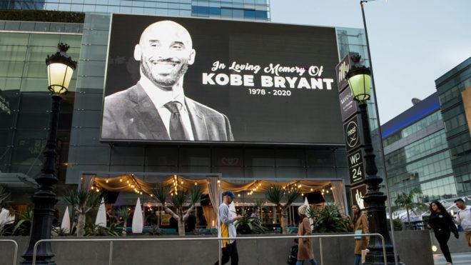 """Jerry West sobre la muerte de Kobe Bryant: """"Fue el peor día de mi vida"""""""