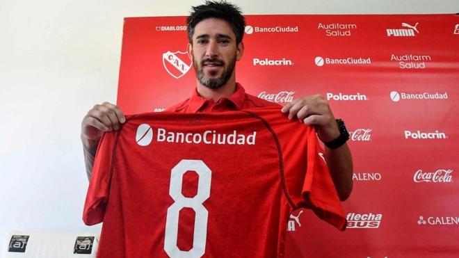 Independiente le rescindiría contrato a Pablo Pérez