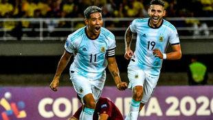 Argentina y otro triunfazo.