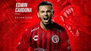 Cardona seguirá en México.