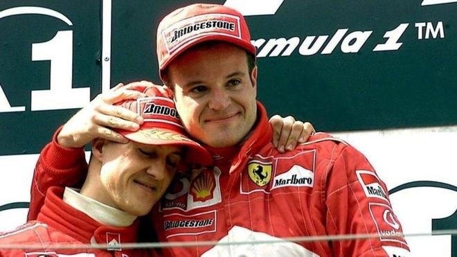 Rubens Barrichello llega al Súper TC 2000: correrá con un Toyota...
