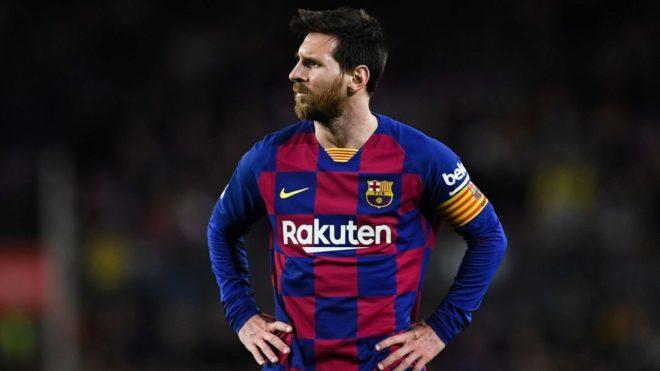 ¿Qué es la cláusula escape con la que Leo Messi se puede ir del...