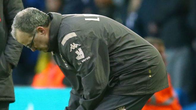 Otra derrota para el Leeds de Bielsa