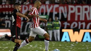 Newell's y Estudiantes se reparten puntos en Rosario