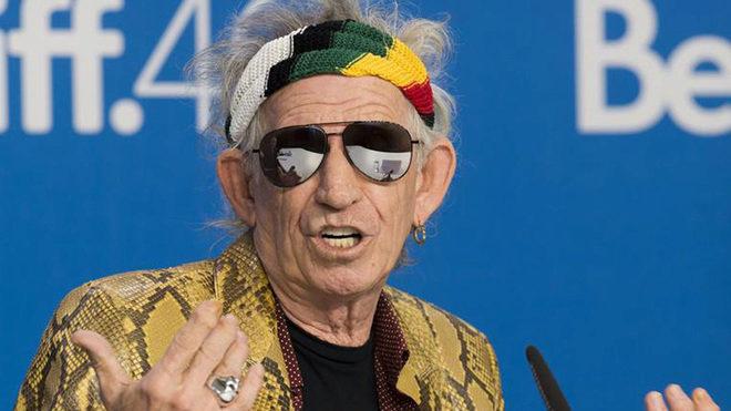 """Keith Richards deja de fumar: """"Es más duro que dejar la heroína"""""""