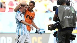 Maxi Rodríguez y el sueño de tener a Messi en Newell's