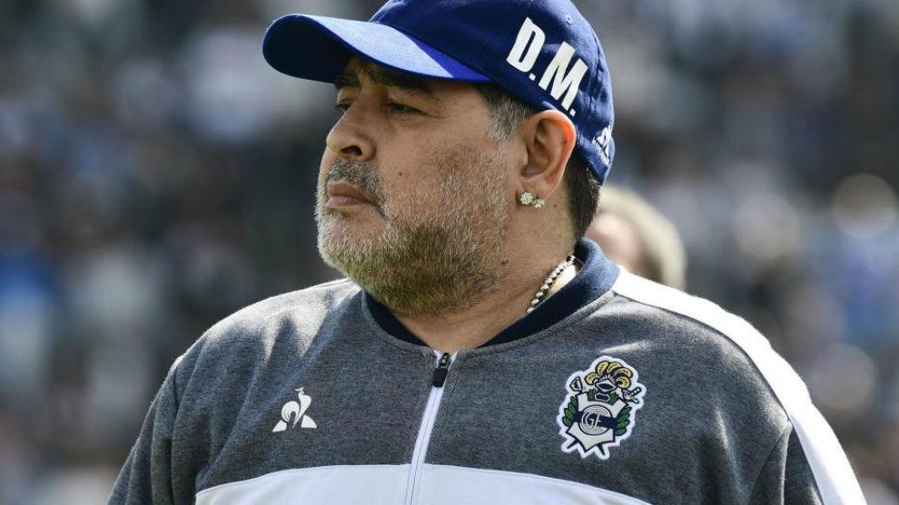 Diego no tendrá reconocimiento en La Bombonera.