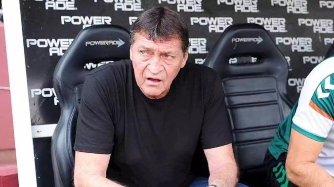 """Falcioni: """"Siempre firmo el empate en el Monumental"""""""